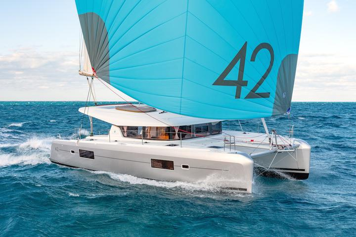Lagoon 42 OWNER VERSION
