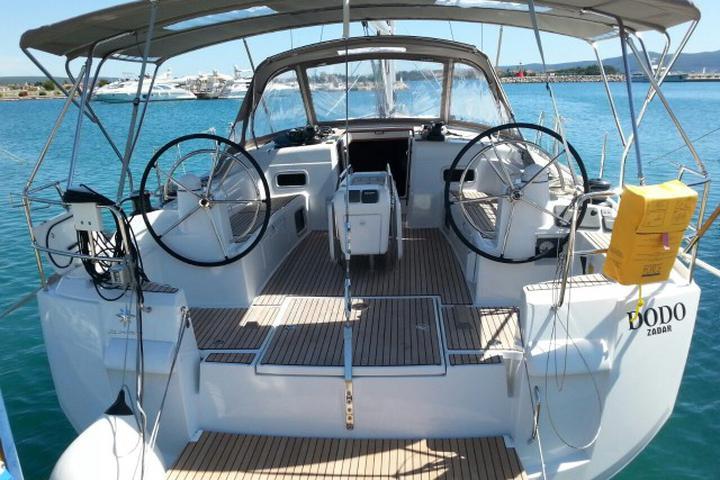 Sun Odyssey 509 Owner