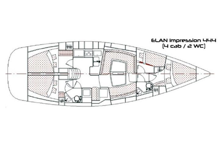Elan 444 Impression