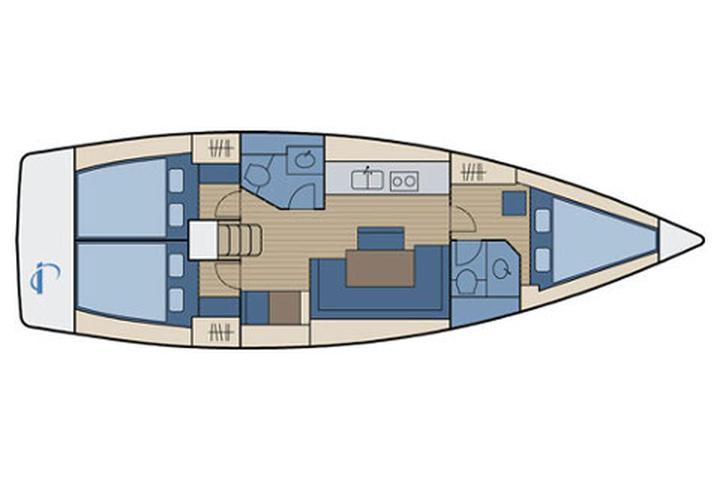 Bavaria 40,1 cruiser