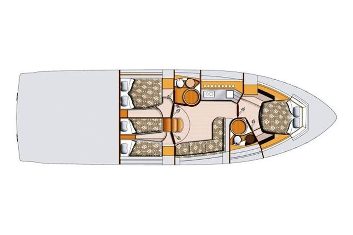 Azimut Atlantis 54