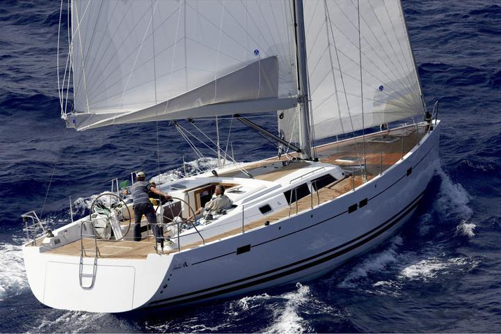 Hanse 540 WITH SKIPPER