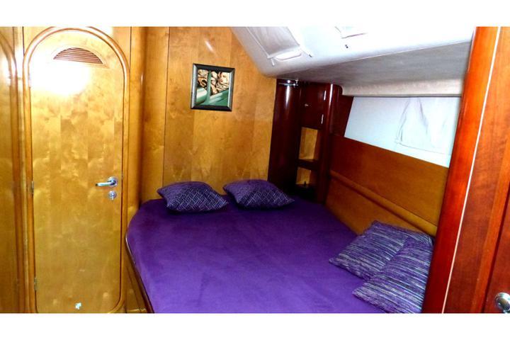 Beneteau 62 - Fore Cabin Port Side