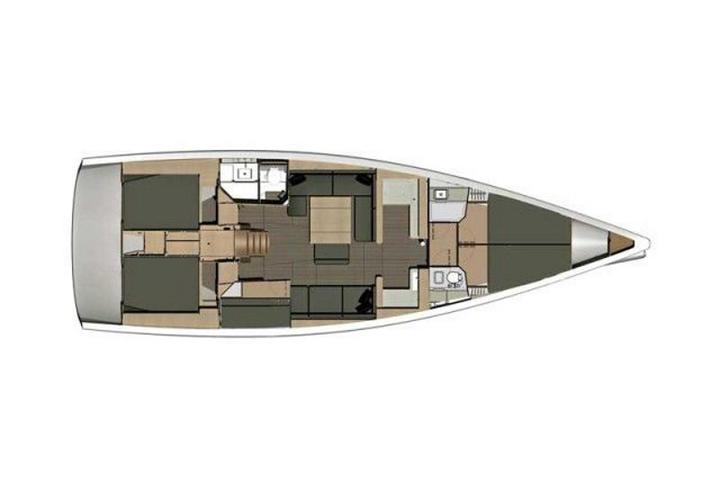 Dufour 512 Grand Large