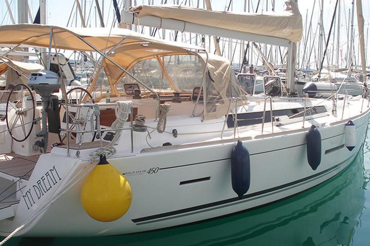 Dufour 450 Owner version