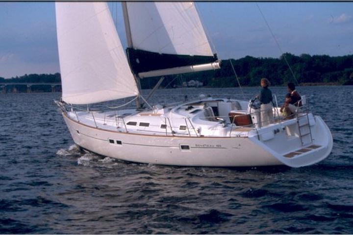 Oceanis 423