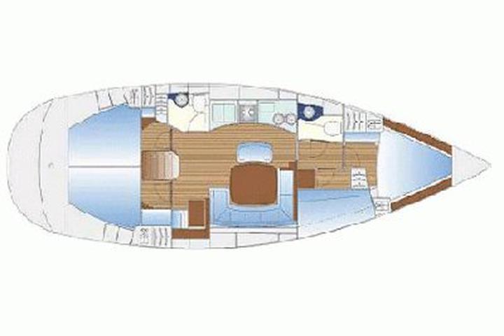 Bavaria 44 Cruiser