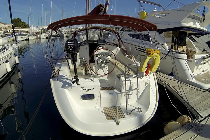 Oceanis Clipper 311