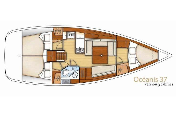 Oceanis 37