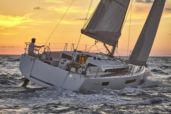 Sun Odyssey 440/3cab.