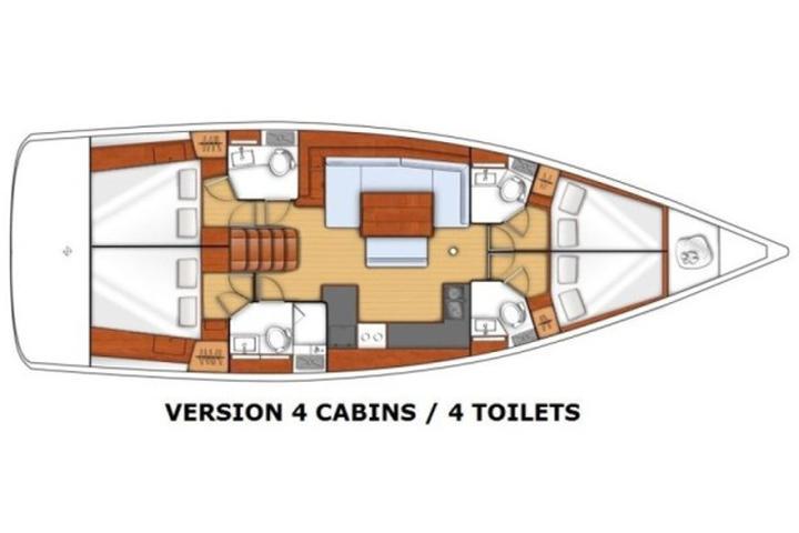 Oceanis 48 T