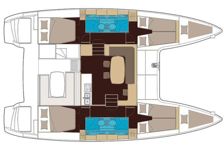 Lagoon 400 S2 LIMITED EDITION