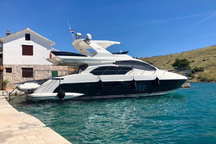 Azimut 55 Evolution