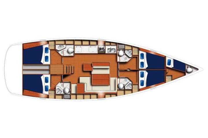 Beneteau Oceanis 50.5