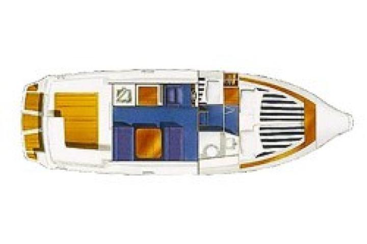 Nimbus 280 Coupe