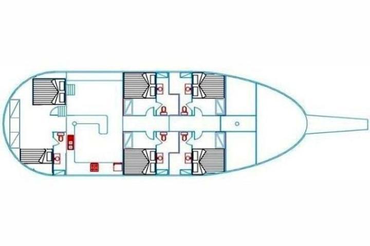 Gulet Atlantia Cabin 3