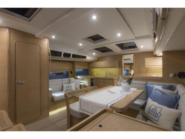 Dufour 460 Grand Large - 5 cabins