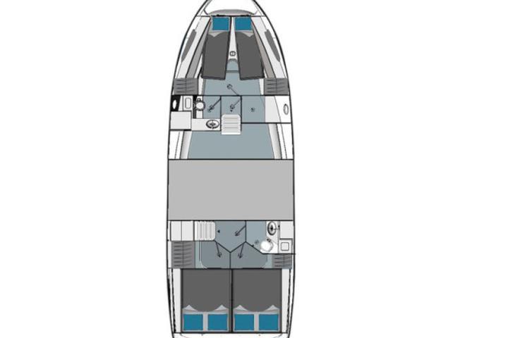 Bavaria E40 Fly
