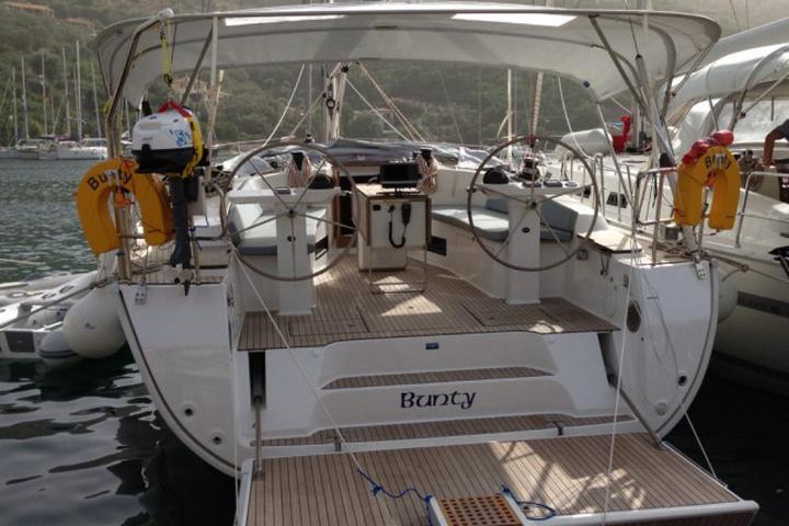Bavaria 45 Cruiser Owner version